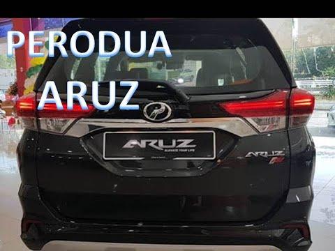 Perodua Aruz Elevate Your Life