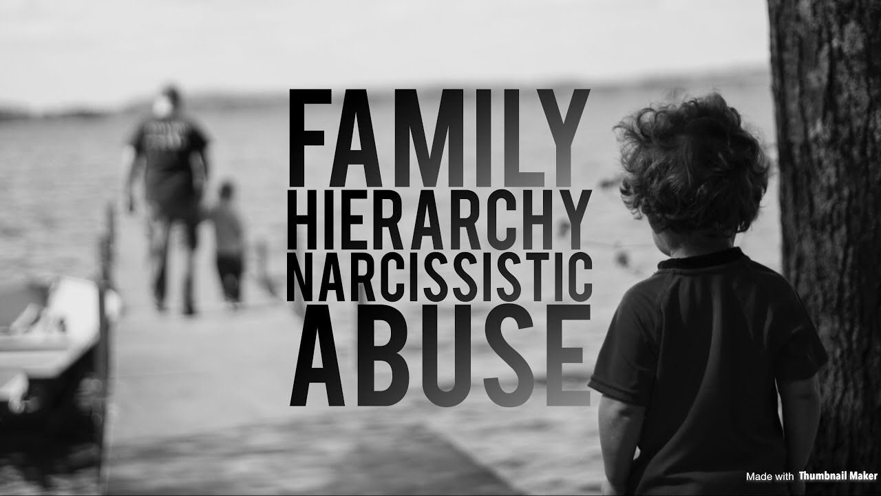 THE NARCISSIST'S FAMILY STRUCTURE