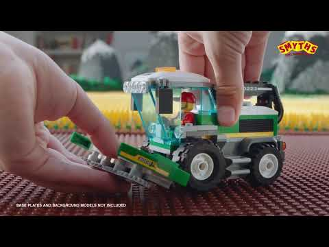 LEGO City Great Vehicles - Smyths Toys