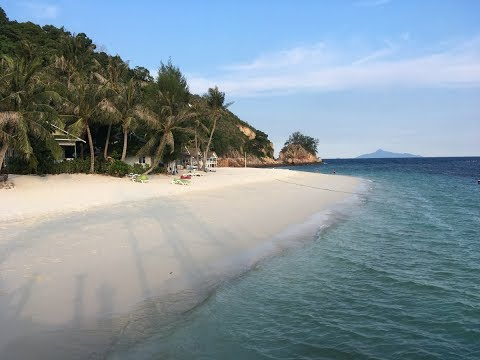 Rawa Island, Johor, Malaysia 2017