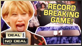 FIRST $1 Winner (WORST Game Ever!) 🤦♀️ 👎 | Deal or No Deal US | Season 2 Episode 64 | Full Episodes