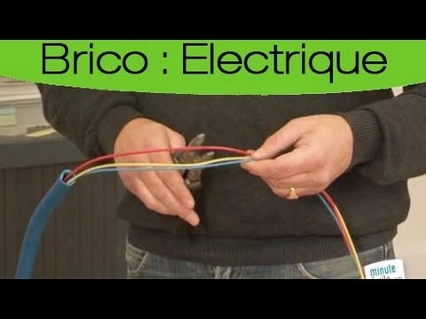 Déco : Mettre Les Fils Électriques Dans Une Gaine - Youtube