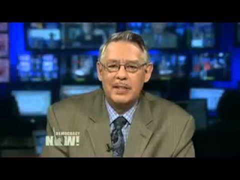 Journalist Allan Nairn Exposing Indonesian Pres. Candidate's Role in Mass Killings