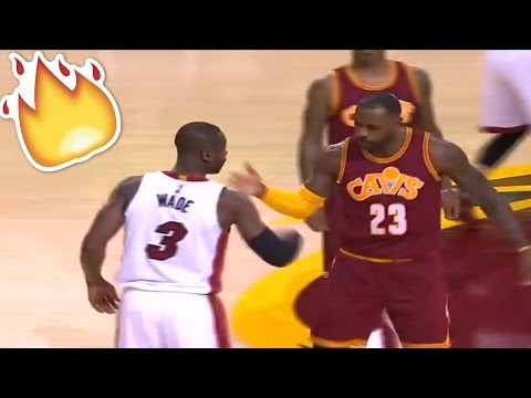 Thumbnail: Best NBA Handshakes 2016/17 ft. Cleveland Cavaliers, Russell Westbrook, Lebron James, Steph Curry