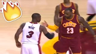 Best NBA Handshakes 2016/17 ft. Cleveland Cavaliers, Russell Westbrook, Lebron James, Steph Curry thumbnail