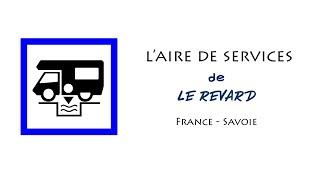 Le Revard : aire de services pour camping-cars en Savoie (France)