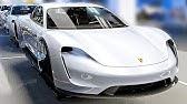Porsche Taycan PRODUCTION LINE – German Car Factory