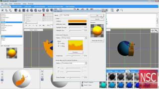 Tutorial Swift 3D - Logo Firefox 2/2