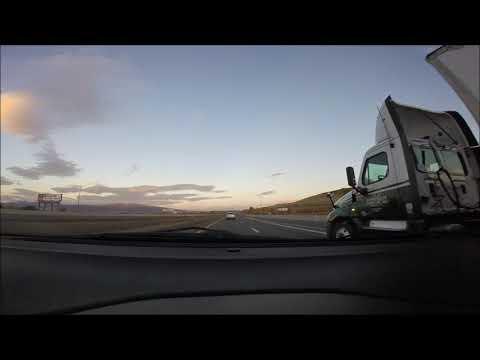 11/02/17 - Nevada 80 East through Fernley to ALT 50