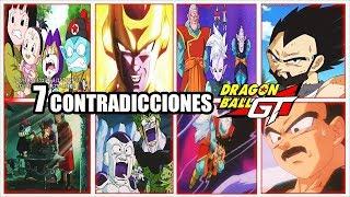 7 COSAS QUE HIZO DRAGON BALL SUPER PARA CONTRADECIR A DRAGON...