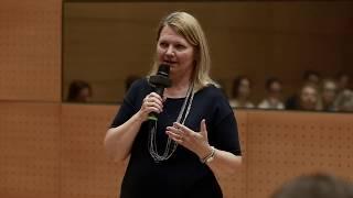 ICF Coach Konferencia - Sokszínűség 2018 SZABÓ GABI előadása