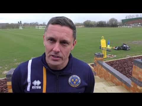 Paul Hurst on winning Manager of the Season in League One