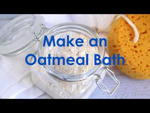 Oatmeal Bath Recipe