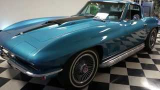 1967 Corvette 427/435 For Sale~Original 427/435HP~4 Speed~Purchased New By Porter Wagoner