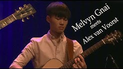 Insanely Talented Melvyn Gnai meets Fingerstyle Guitarist Alex van Voorst