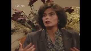Sonia Martínez ENTREVISTA! con Pepe Navarro (El día por delante 1990)