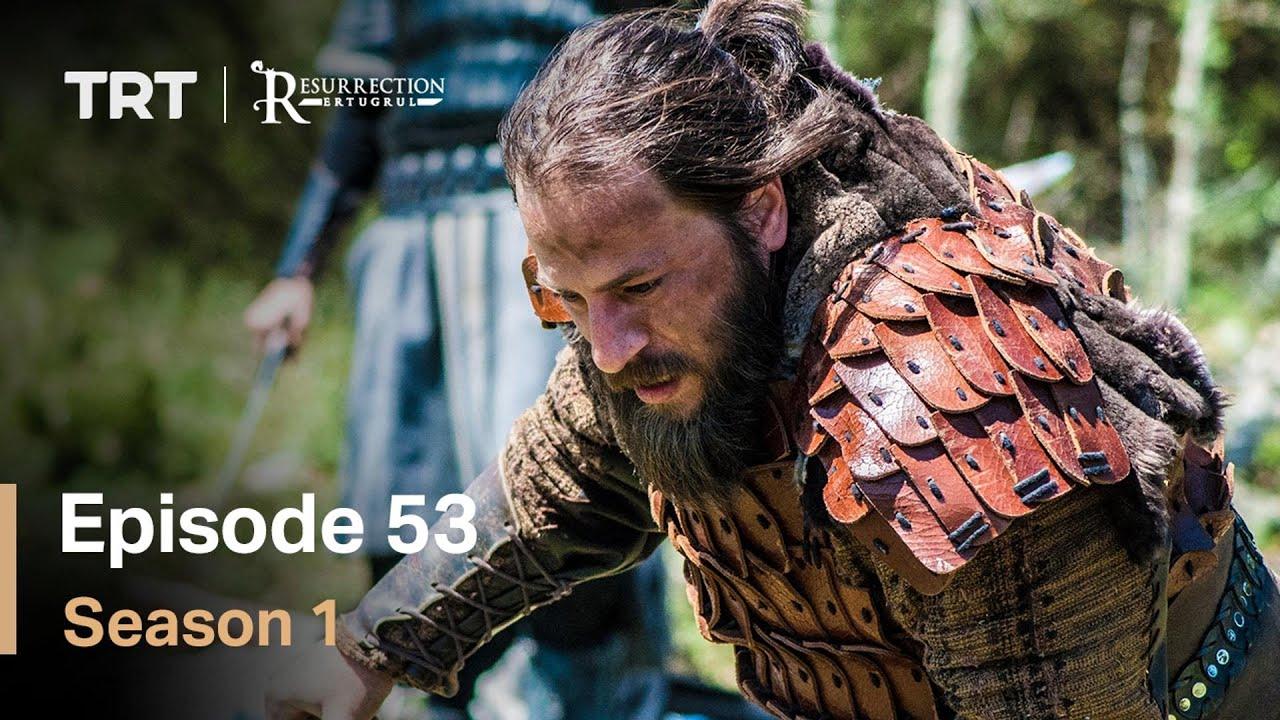 Resurrection Ertugrul Season 1 Episode 53 (English Subtitles)