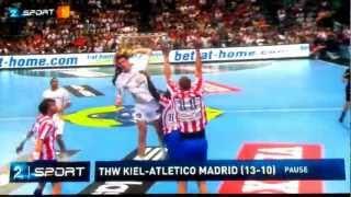 Video Final Champions League 2012 - Atletico Madrid vs Thw Kiel -  Handball 2012 ( Highlights ) Final4 download MP3, 3GP, MP4, WEBM, AVI, FLV Juni 2018