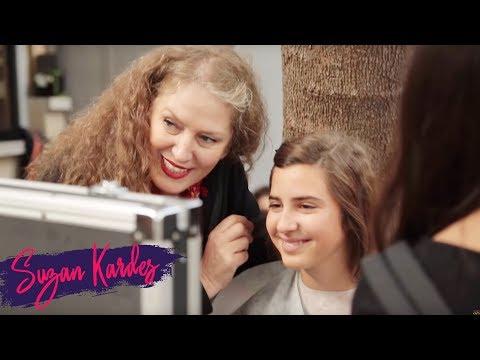 Duman Konseri Öncesi Gençlere Makyaj | Kaçın Suzan Geliyor 6 - Üç Kafadarlar