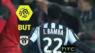 But Jonathan BAMBA (63') / Angers SCO - EA Guingamp (3-0) -  / 2016-17