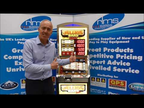 Astra's Bullion Bars Streakin Demonstrated by Tony Glanvile from RLMS Sales