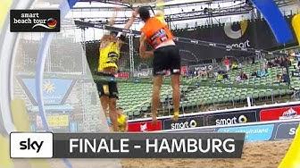 Das Männer-Finale in voller Länge | Hamburg - smart beach tour 2017
