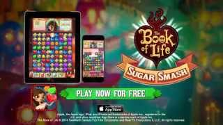book of life sugar smash join the fiesta