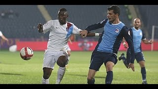 Keçiörengücü vs Trabzonspor Maçın Golleri ve Geniş özeti Türkiye Kupası (04.12.2014) ZTK