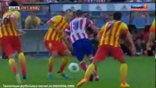 Atletico Madrid vs FC Barcelona 1-1 All Goals  Full Match Highlights  SuperCopa 2013 HD