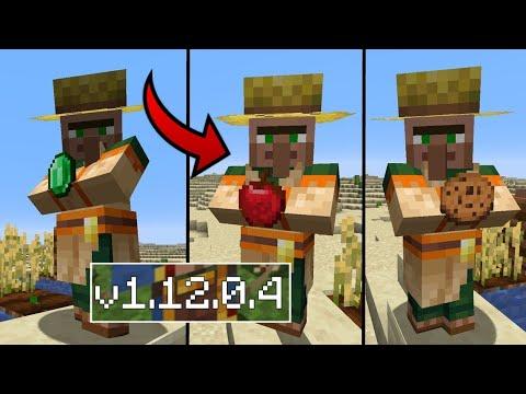 видео: ВЫШЕЛ НОВЫЙ Minecraft Pe 1.12.0.4 - РАЗРАБОТЧИКИ  ЯВНО ЧТО-ТО ГОТОВЯТ , ПОЛНЫЙ ОБЗОР
