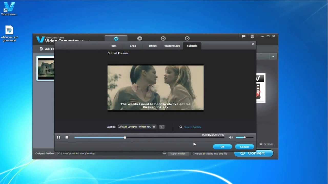 How to easily add subtitles to mp4 files youtube how to easily add subtitles to mp4 files ccuart Image collections