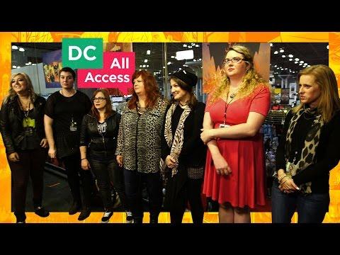Future of Comics: The Women of DC