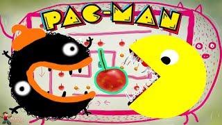 Pacman Chuchel - Animation Film Walkthrough Gameplay
