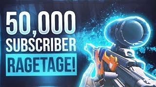 Destiny 50,000 SUBSCRIBER RAGETAGE! - Destiny Crucible Ragetage