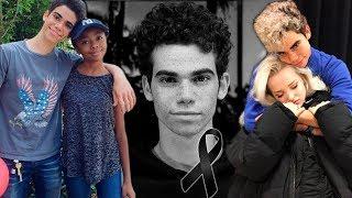 Esta Fue La Emotiva Despedida Tras La Perdida Del Joven Actor Cameron Boyce