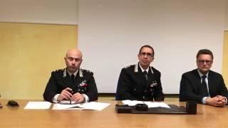 Enna concorso Carabinieri Maresciallo Aiutante sostituto UPS