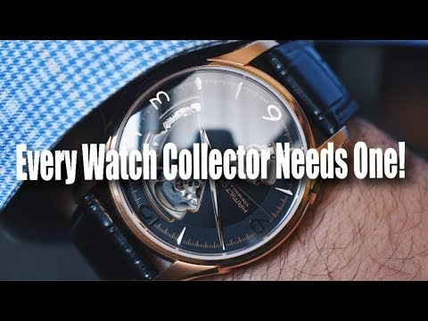 Every Watch Collector Needs One! (5 Hamilton Jazzmasters You Didn't Know About)