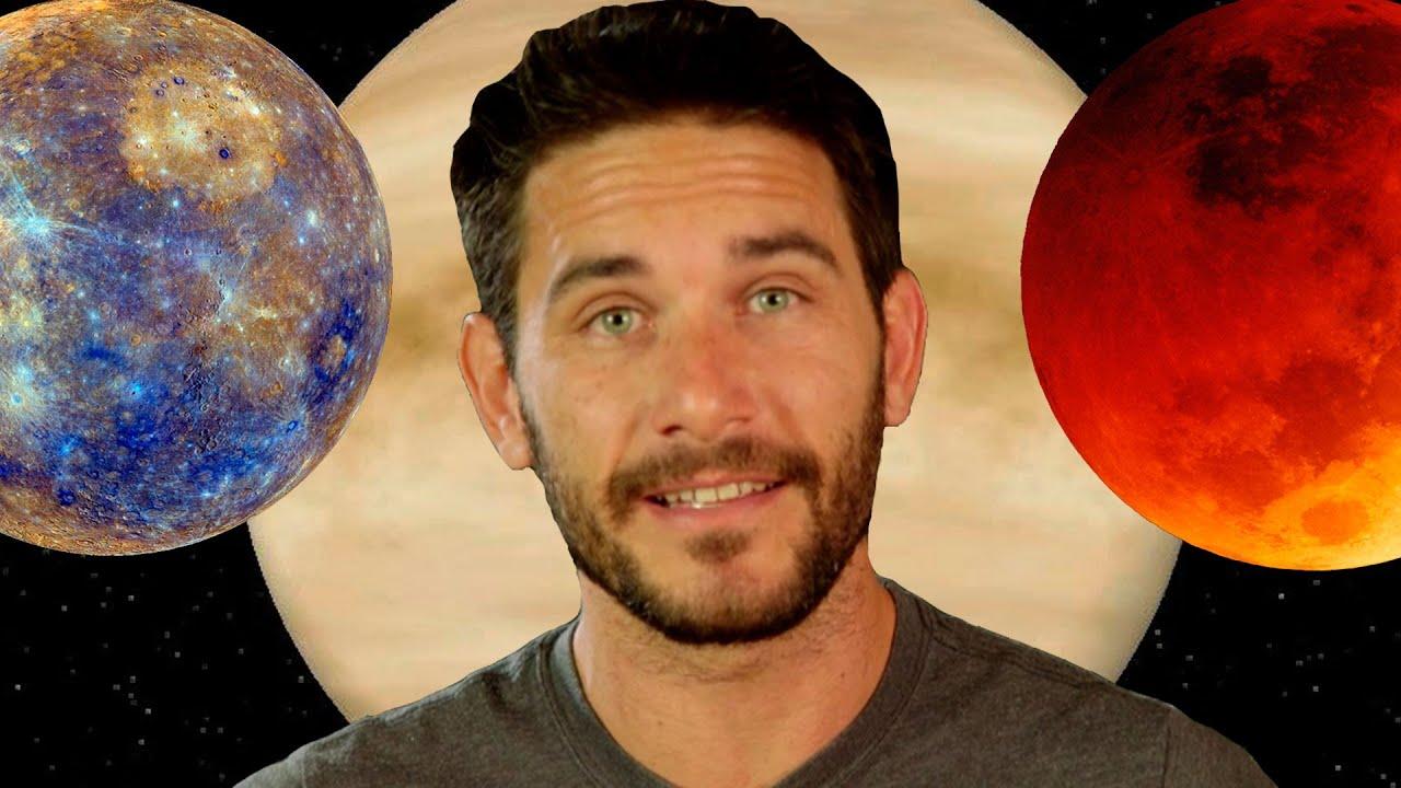 ¿Podríamos vivir en Mercurio, Venus o Marte?