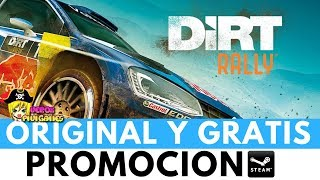 [Terminado] ESTÁN REGALANDO DIRT RALLY