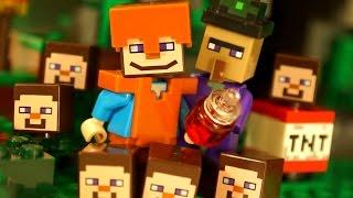 Кока Все Серии - Lego Minecraft - Лего Майнкрафт Мультики - Видео Обзор для Детей