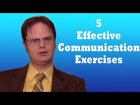 5 Conversation And Communications Tips (With Exercises)