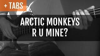 Baixar Arctic Monkeys - R U Mine? (Bass Cover with TABS!)
