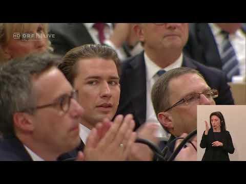 Nationalratssitzung 9.11.2017, Antrittsrede von Elisabeth Köstinger, ÖVP, ORF 9.11.2017