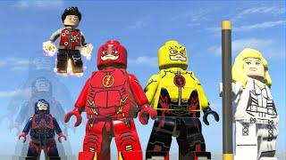 ЛЕГЕНДЫ ЗАВТРАШНЕГО ДНЯ - LEGO Marvel Super Heroes