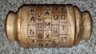 How To Make A  Cryptex Woodturning