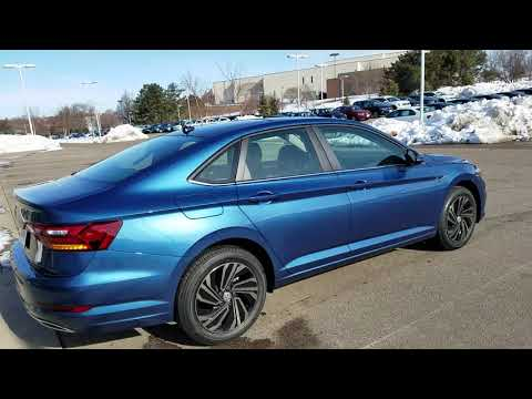 2019 Jetta SEL Premium walk around.