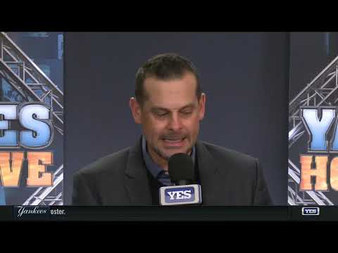 Aaron Boone on Gary Sanchez, Greg Bird, Luke Voit, offseason moves and more