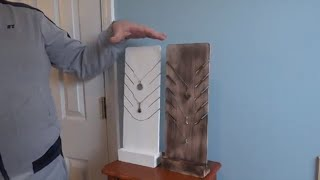HOW TO TURN A 4X6 PIECE INTO A JEWELRY DISPLAY