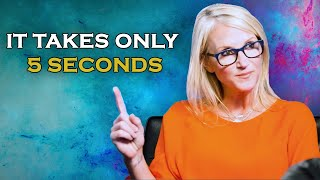 Don't Hesitate to Take a Decision - Mel Robbins Motivational Speech