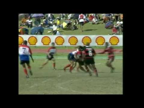 South Pacific Games 2003 Rugby 7s  Wallis and Futuna vs Guam M21